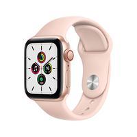 O Apple Watch SE tem o mesmo tamanho de tela Retina do Series 6 para mostrar mais informações. Ele também vem com sensores avançados que registram tod