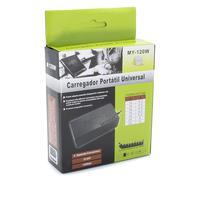 Kit Com 3 Carregadores, Universal Para Notebook