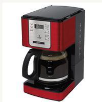 Cafeteira Oster Vermelha 36 Xícaras Programável - 110v
