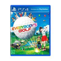 Everybody´s Golf traz a diversão as partidas de golfe para seu PlayStation 4, o game traz diversas possibilidades para os jogadores, dentre elas: opçõ