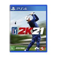 Jogue como um profissional do golfe no PGA Tour 2K21 e seja o protagonista de sua carreira, encare os profissionais do PGA TOUR e prove para você, e p